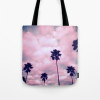 More Palms II Tote Bag