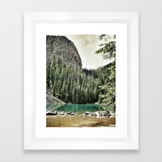 Banff National Park, Canada Framed Art Print