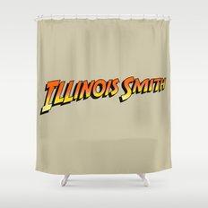 Illinois Smith Shower Curtain