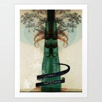 The Tree of Knowledge Art Print