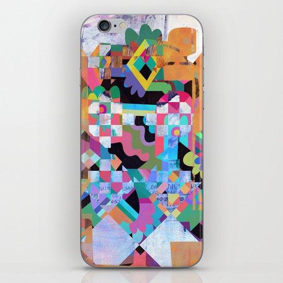 Senet iPhone & iPod Skin