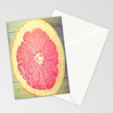 Grapefruit!  Stationery Cards