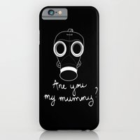 Doctor Who - Are you my mummy ? iPhone 6 Slim Case