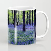 Drowning In The Bluebell… Mug
