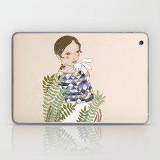 Spring bunny Laptop & iPad Skin
