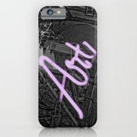 Neon Art iPhone 6 Slim Case