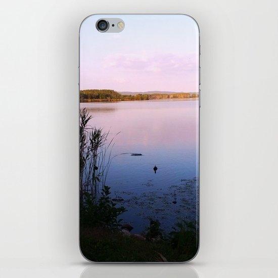 The Lake iPhone & iPod Skin