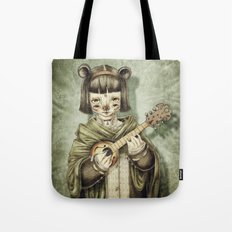 Girl II Tote Bag