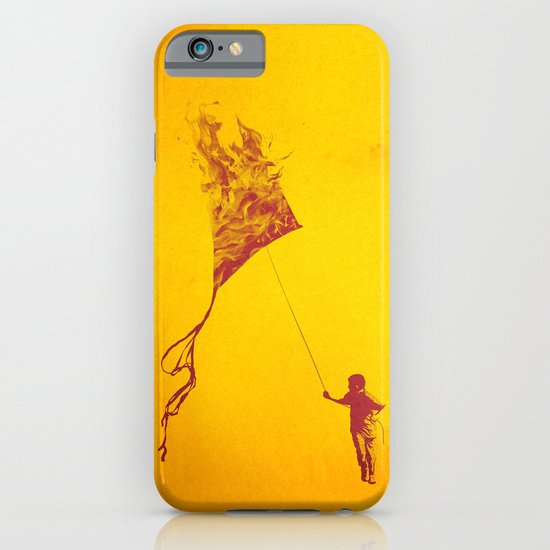 Playing with Fire iPhone & iPod Case