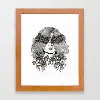 Extraordinary Machine Framed Art Print