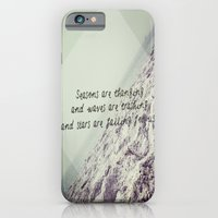 Seasons Are Changing And… iPhone 6 Slim Case