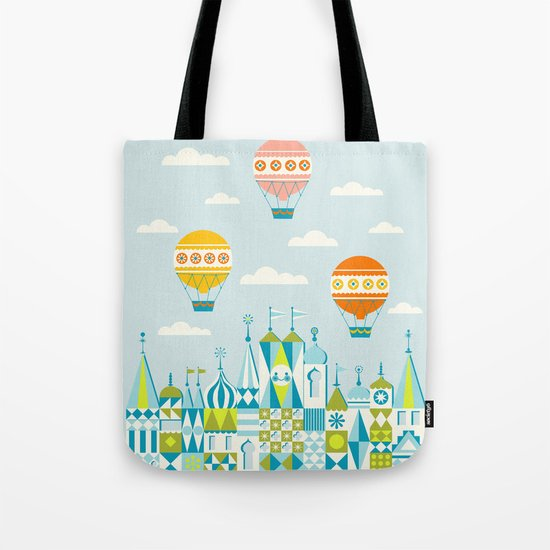 Small Magic Tote Bag