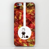 Time Out iPhone & iPod Skin
