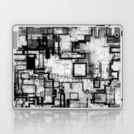 Laptop & iPad Skin featuring Techno Fantasy 002 by MehrFarbeimLeben