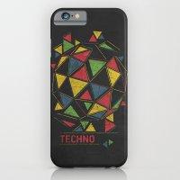 Techno iPhone 6 Slim Case
