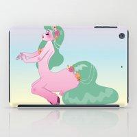 Pretty Little Pink Centaur iPad Case