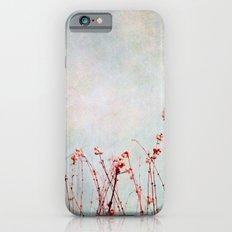 snowberries iPhone 6 Slim Case