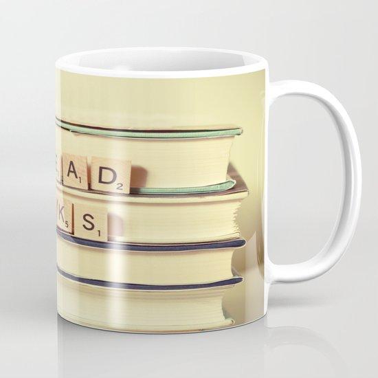 Read Books Mug
