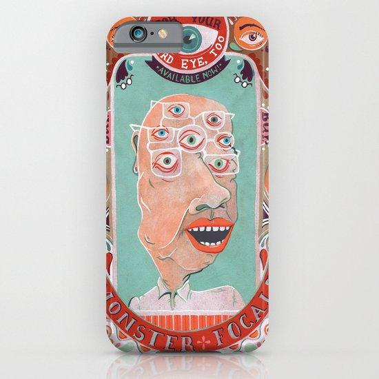 Monster Focals iPhone & iPod Case