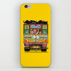TRUCK ART iPhone & iPod Skin