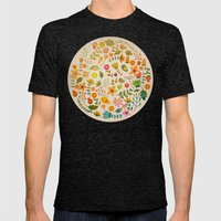Sunny Cases VII Mens Fitted Tee Tri-Black SMALL