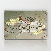 lead the way Laptop & iPad Skin