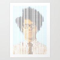 The IT Crowd Art Print