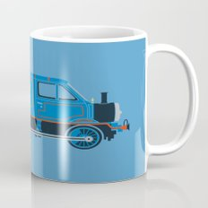 Tommy the Van Engine Mug