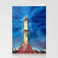 La Lanterna Di Genova Al… Stationery Cards