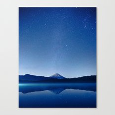 Eyes Are For the Stars Canvas Print