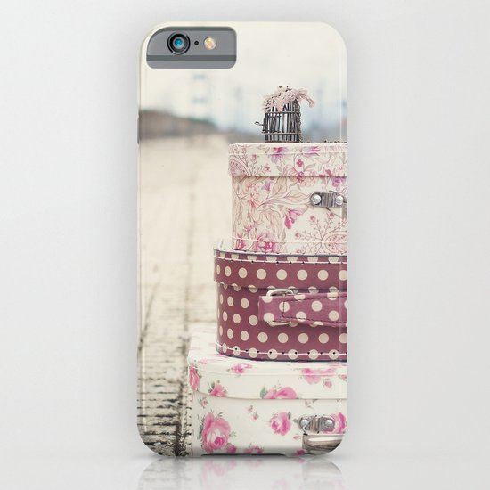 Vintage travel iPhone & iPod Case