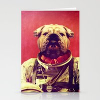 Mars Rover Stationery Cards