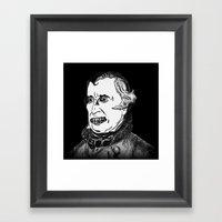 12. Zombie Zachary Taylo… Framed Art Print
