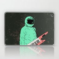 Laptop & iPad Skin featuring Space Jam by Chase Kunz