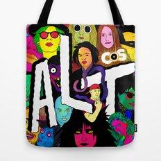ALT1 by Steven Fiche Tote Bag