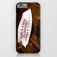 Success is a Journey iPhone 6 Slim Case