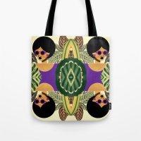 Bayou Girl IV Tote Bag
