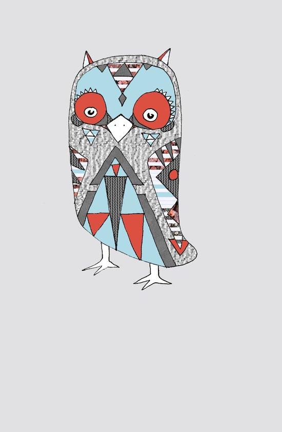 Urban Owlfitters Art Print