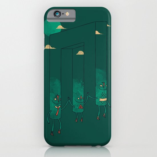 The Belvederes iPhone & iPod Case