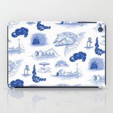Pop Porcelain: Far Far Away iPad Case