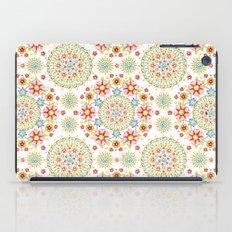 Flower Crown Carnival iPad Case