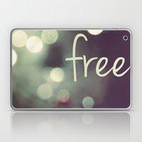 Free II Laptop & iPad Skin