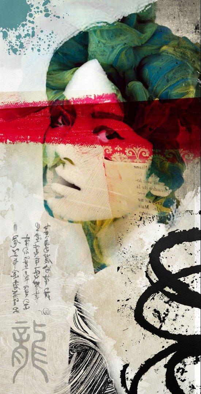 Saigon Sally Canvas Print