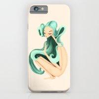 Weird Girl iPhone 6 Slim Case