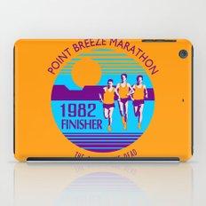 Point Breeze Marathon iPad Case
