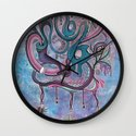 The Dream Catcher Wall Clock
