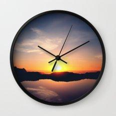 Netherworld Wall Clock