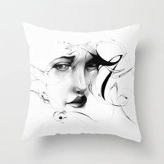 Line 5 Throw Pillow