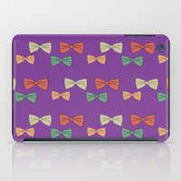 Hipster Bow Tie  iPad Case