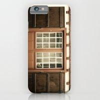 puerta roja iPhone 6 Slim Case